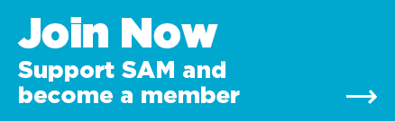 Join Now: Support SAM and become a member
