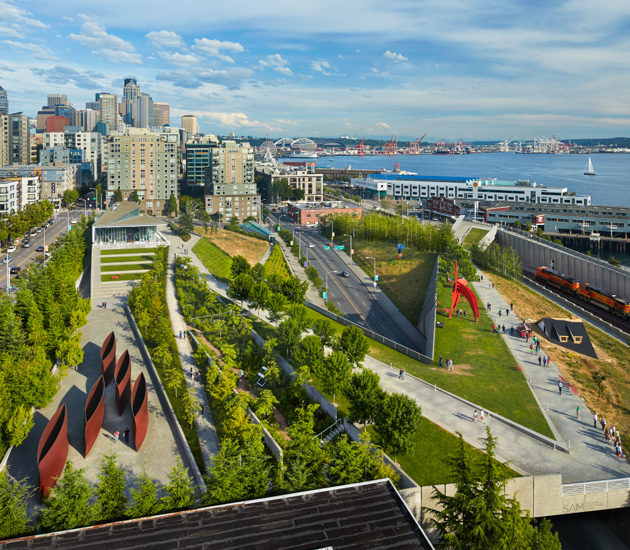 Site, Sculpture, Shoreline: Discover Olympic Sculpture Park