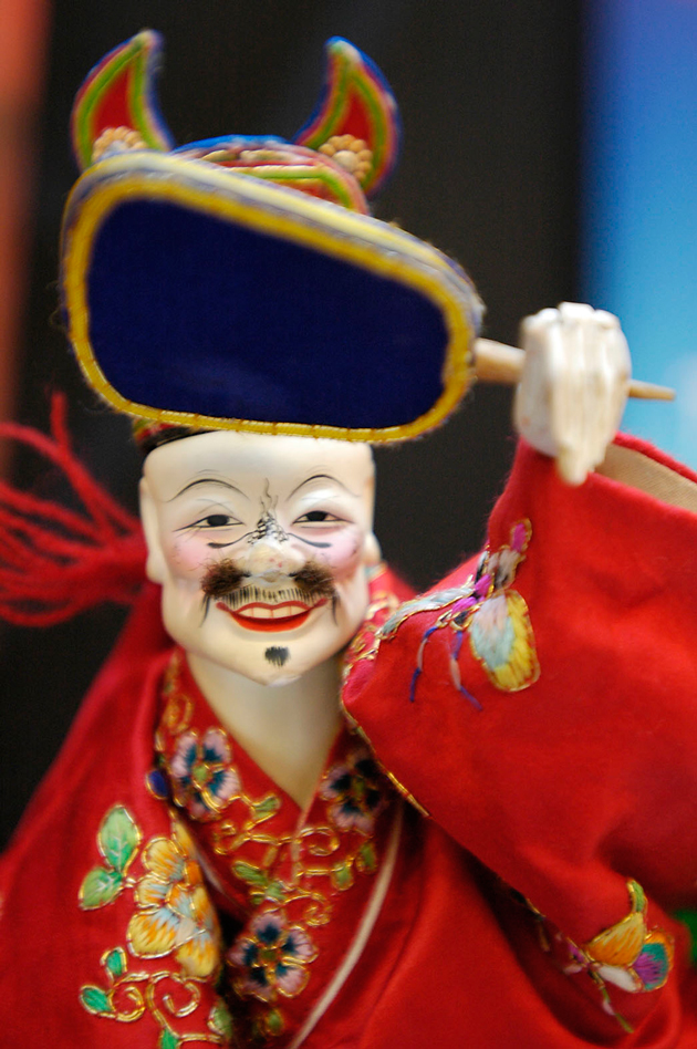 A Sea of Puppets: Taiyuan Puppet Theater Company