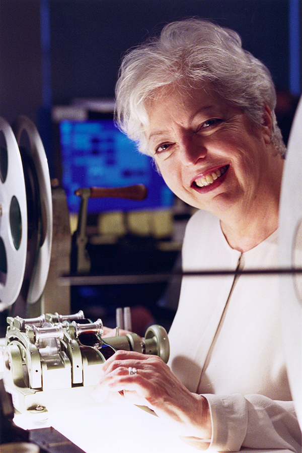 Two Evenings with Thelma Schoonmaker