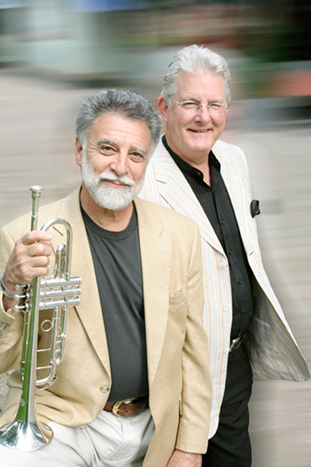 Art of Jazz: Mays and Marvin Stamm Duo