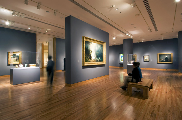 Museums on Us: Presented by Bank of America