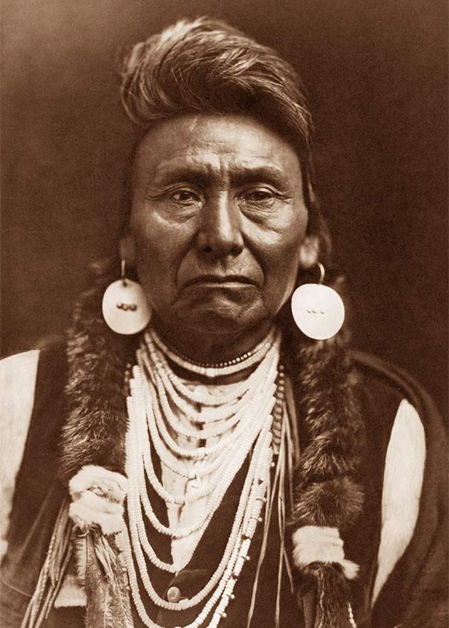 Photograph of Chief Joseph
