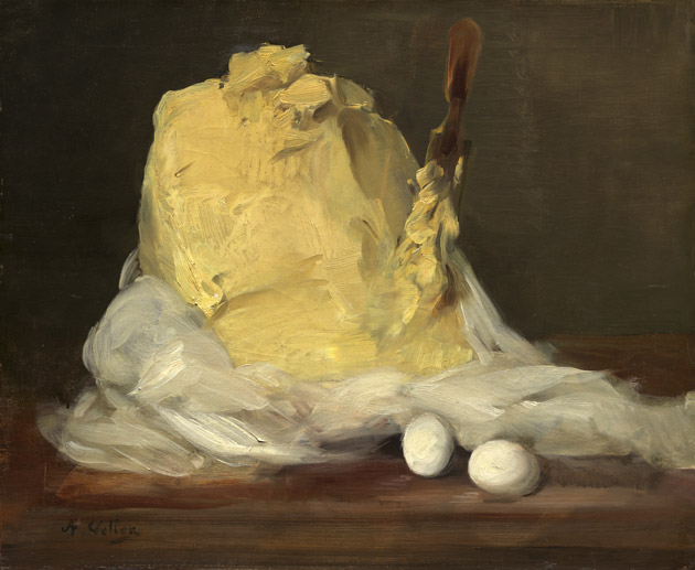 Mound of Butter by Vollon