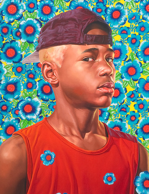 kehinde wiley: a new republic - sam - seattle art museum
