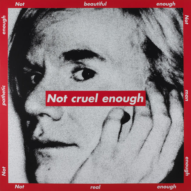 Untitled (Not cruel enough)