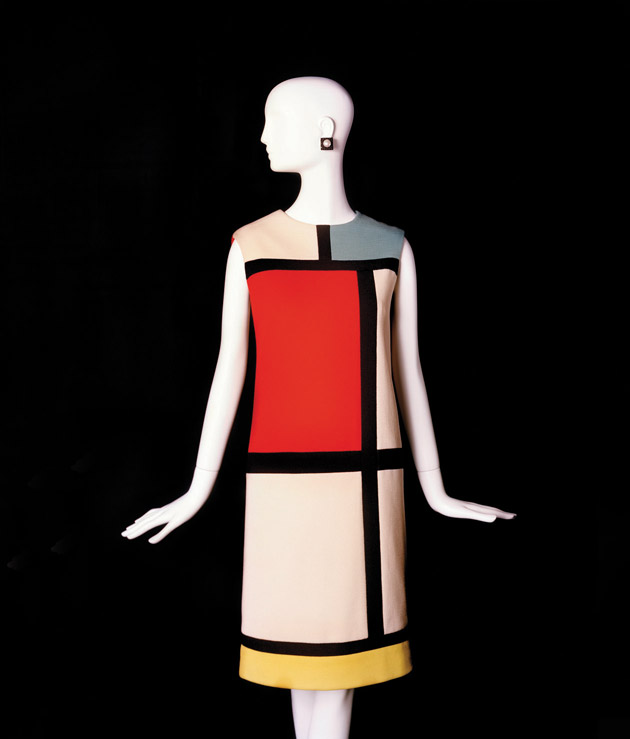 Modrian Dress, 1965